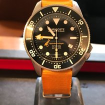 Auricoste Steel Automatic new