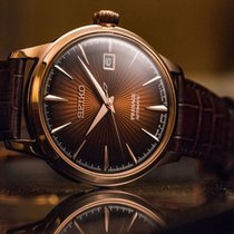 Seiko Presage Cocktail Time Manhattan