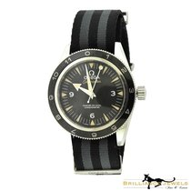 Omega Seamaster 300 Spectre Limited Edition 007 James Bond Watch