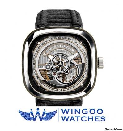 6045f878eb7 Preços de relógios Sevenfriday