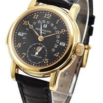 Patek Philippe Minute Repeater Perpetual Calendar 37mm Black