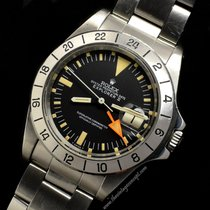 勞力士 1655 Explorer II Straight Hand