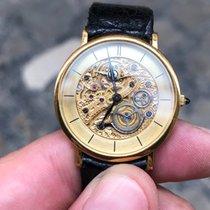 Vacheron Constantin Жёлтое золото Механические Жёлтый Без цифр подержанные