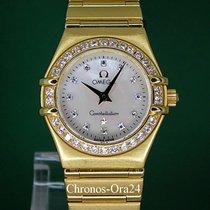 Omega Ρολόι γυναικείο Constellation Ladies μεταχειρισμένο 22mm adc63e5933b