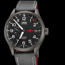 Oris Big Crown ProPilot GMT 01 748 7710 4284-Set 2018 nouveau
