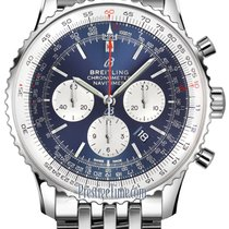 Breitling Navitimer 01 (46 MM) Steel 46mm Blue United States of America, New York, Airmont