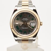 Rolex Datejust II Steel Grey Roman numerals United States of America, Colorado, Colorado Springs
