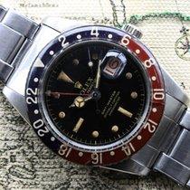 Rolex GMT Master Ref. 6542 Year 1958