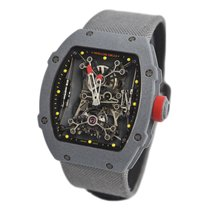 Richard Mille Corda manual RM027-01 novo