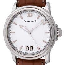 Blancpain : Leman :  2850-1127-53 :  Stainless Steel