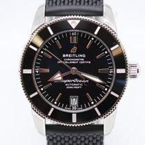 Breitling Superocean Héritage II 42 Сталь 42mm Чёрный