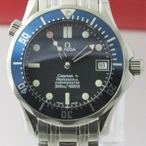 Omega 2551.80.00 Steel 2009 Seamaster Diver 300 M 36.2mm pre-owned United States of America, California, Simi Valley