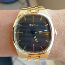 Nixon Steel 40mm Quartz A978-510 pre-owned