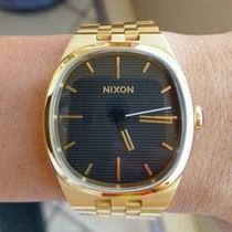 Nixon Stahl 40mm Quarz A978-510 gebraucht