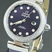 Omega De Ville Ladymatic 425.37.34.20.60.001 2019 new