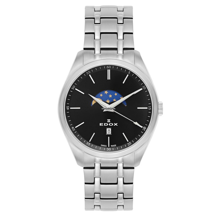1809406ae Koupě hodinek Edox | Porovnání hodinek Edox online - luxusní hodinky na  Chrono24