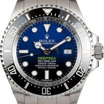 Rolex Sea-Dweller Deepsea Steel 44mm Black No numerals Singapore, Singapore