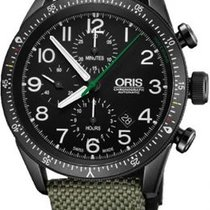 Oris Big Crown ProPilot Chronograph Titanium 44mm Black Arabic numerals United States of America, California, Moorpark