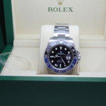 Rolex 116710BLNR Stahl 2016 GMT-Master II 40mm gebraucht