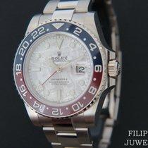 Rolex GMT-Master II White gold 40mm