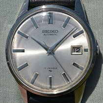 Seiko Steel 36.5mm Automatic pre-owned
