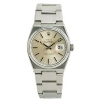 Rolex Datejust Oysterquartz Steel 36mm Silver No numerals United States of America, New York, New York