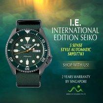 Seiko new Automatic 42.5mm Steel