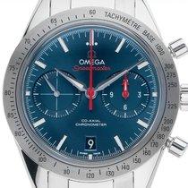 Omega Speedmaster '57 neu Automatik Chronograph Uhr mit Original-Box und Original-Papieren 331.10.42.51.03.001