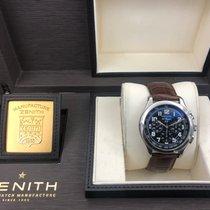 Zenith El Primero Chronograph 01.0500.420 2005 pre-owned