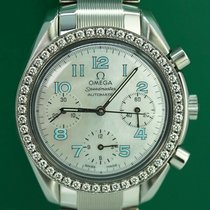 Omega Speedmaster Ladies Chronograph 38mm Sedef-biserast