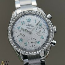 Omega Speedmaster Ladies Chronograph 38mm Mother of pearl