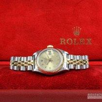 Rolex 69173 Zeljezo 1985 Lady-Datejust 26mm rabljen