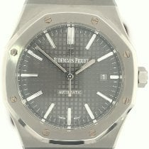 Audemars Piguet Steel 41mm Automatic 15400ST.OO.1220ST.04 pre-owned United States of America, New York, New York