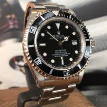 Rolex Sea-Dweller 16660 Foarte bună Otel 40mm Atomat