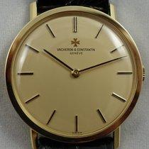 Vacheron Constantin 1972 Жёлтое золото 33mm Без цифр
