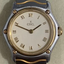 Ebel Gold/Steel Classic 24mm pre-owned