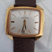 Marvin Gold/Stahl 35mm Handaufzug gebraucht Schweiz, Kreuzlingen