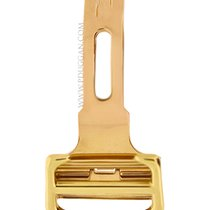 Cariter 18k Yellow Gold deployant buckle
