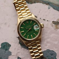 Rolex Lady-Datejust stella dial with sapphire crystal from 1986