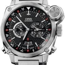Oris BC4 Steel 43mm United States of America, New York, New York