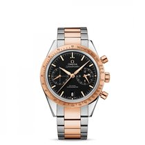 Omega Speedmaster 57  Stainless Steel -  Red Gold watch...