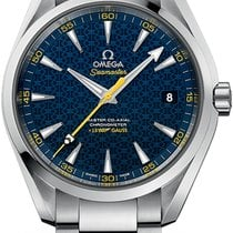 Omega Semaster Aqua Terra James Bond Limited |Edition