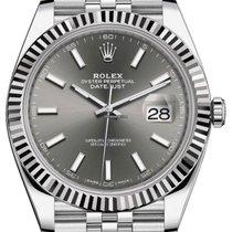 Rolex Datejust Dark Rhodium New Dial