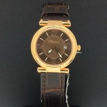Chopard Imperiale Oro rosa 28mm Marrone Romano