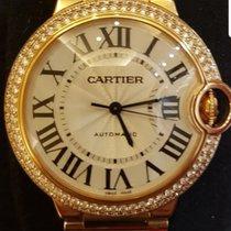Cartier Ballon Bleu new Watch with original box and original papers Cartier Ballon Bleu Midsize Rose Gold WJBB0005