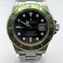 Rolex Submariner Date 16610LV 2003 pre-owned