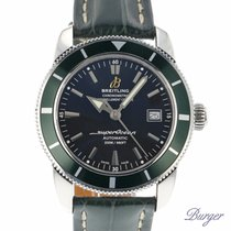 Breitling Superocean Heritage 42 MM Green