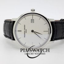Frederique Constant Slimline Automatic Staal 40mm
