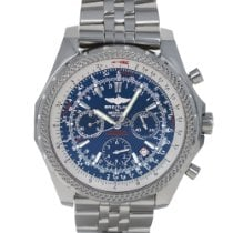 Breitling Bentley Motors Steel 48mm Blue No numerals United States of America, Maryland, Baltimore, MD