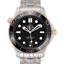 Omega Seamaster Diver 300 M 210.20.42.20.01.001 new